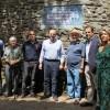La Diputación colabora en la remodelación del entorno de Fuente Agria en Pórtugos