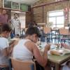 45 niños y niñas de Armilla asisten al comedor escolar en verano