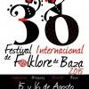 El Festival Internacional de Folklore de Baza cumple 30 años