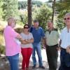 Unas 2.500 personas visitan este año el Jardín Botánico de Hoya de Pedraza