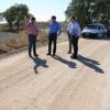 Baza mejora sus caminos rurales