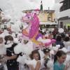 Fin de fiestas en Armilla con Rosario de la Aurora, día del columpio, fiesta infantil y juegos tradicionales