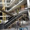 Avance en el nuevo La Salud: Vithas termina la estructura de su nuevo hospital en Granada