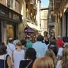 AUDIO: Granada recibe un aluvión de turistas y roza el lleno en la capital