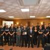 Así celebró Pinos Puente el día de su policía