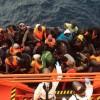GALERÍA: Trasladan al hospital a dos inmigrantes embarazadas